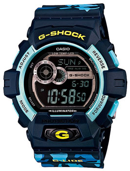 Casio Часы Casio GLS-8900CM-2E. Коллекция G-Shock casio gls 8900ar 2e casio