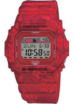 Casio Часы Casio GLX-5600F-4E. Коллекция G-Shock casio glx 5600f 8e