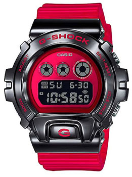 Часы Casio G-Shock GM-6900B-4ER