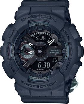 Casio Часы Casio GMA-S110CM-8A. Коллекция G-Shock часы женские casio g shock gma s110mp 4a3 pink