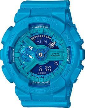 Casio Часы Casio GMA-S110VC-2A. Коллекция G-Shock casio gma s120mf 2a