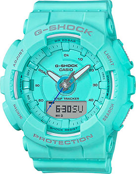 Casio Часы Casio GMA-S130-2A. Коллекция G-Shock часы женские casio g shock gma s110mp 4a3 pink