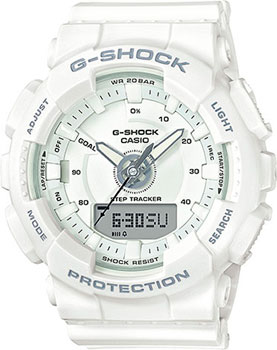 Casio Часы Casio GMA-S130-7A. Коллекция G-Shock casio часы casio gma s110mc 6a коллекция g shock