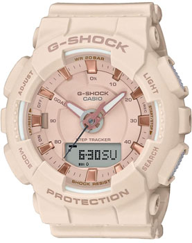 Часы Casio G-Shock GMA-S130PA-4AER