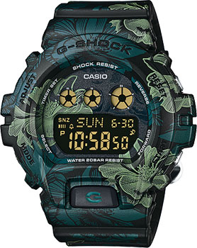 Casio Часы Casio GMD-S6900F-1E. Коллекция G-Shock casio g shock s series gmd s6900f 4e