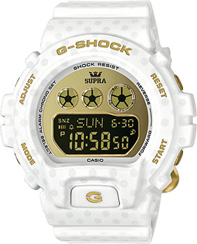 Casio Часы Casio GMD-S6900SP-7E. Коллекция G-Shock casio g shock s series gmd s6900f 4e