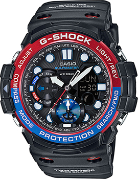 Casio Часы Casio GN-1000-1A. Коллекция G-Shock casio gn 1000 9a