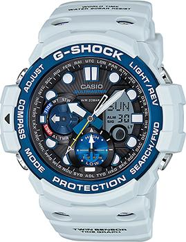 купить Casio Часы Casio GN-1000C-8A. Коллекция G-Shock онлайн