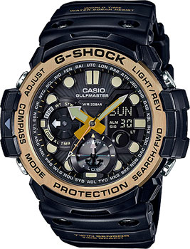 где купить Casio Часы Casio GN-1000GB-1A. Коллекция G-Shock по лучшей цене