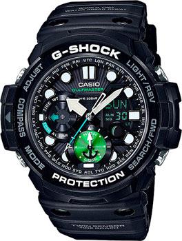 Casio Часы Casio GN-1000MB-1A. Коллекция G-Shock флизелиновые обои erismann keneo 1768 37