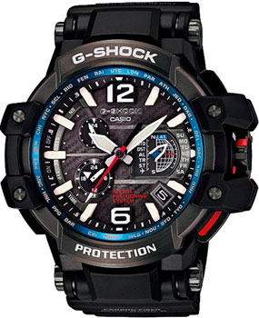 Casio Часы Casio GPW-1000-1A. Коллекция G-Shock casio gpw 1000 1a