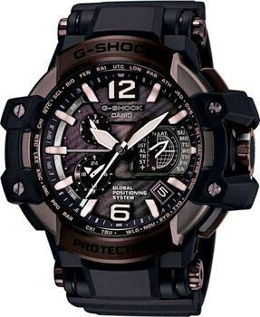 Casio Часы Casio GPW-1000T-1A. Коллекция G-Shock casio gpw 1000t 1a