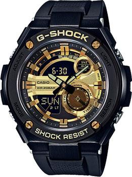 Casio Часы Casio GST-210B-1A9. Коллекция G-Shock