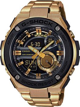 Casio Часы Casio GST-210GD-1A. Коллекция G-Shock casio g shock g classic ga 110mb 1a