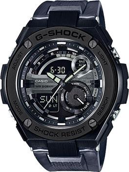 Casio Часы Casio GST-210M-1A. Коллекция G-Shock casio gst w130l 1a