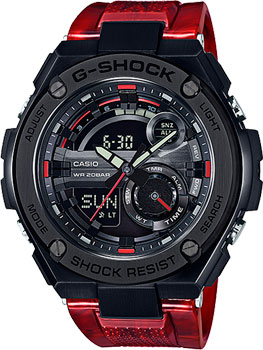 Casio Часы Casio GST-210M-4A. Коллекция G-Shock 4 dof robot mechanical arm claw