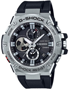 Casio Часы Casio GST-B100-1A. Коллекция G-Shock continental conticrosscontact winter 255 55 r19 111v