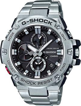 Casio Часы Casio GST-B100D-1A. Коллекция G-Shock цена и фото