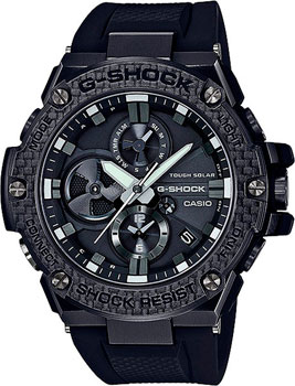 Casio Часы Casio GST-B100X-1A. Коллекция G-Shock цена и фото