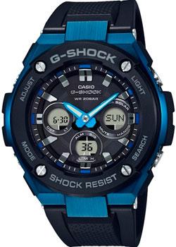 Casio Часы Casio GST-S300G-1A2. Коллекция G-Shock casio gst w110bd 1a2 casio
