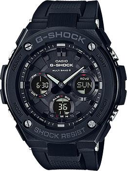 Casio Часы Casio GST-W100G-1B. Коллекция G-Shock цена и фото