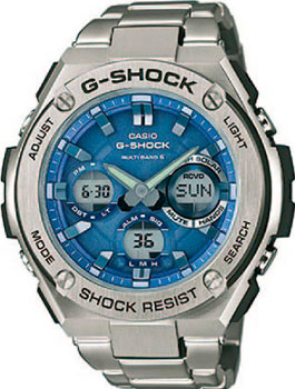 Casio Часы Casio GST-W110D-2A. Коллекция G-Shock цена и фото