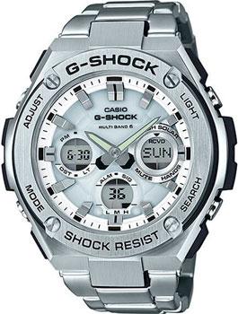 Casio Часы Casio GST-W110D-7A. Коллекция G-Shock цена и фото