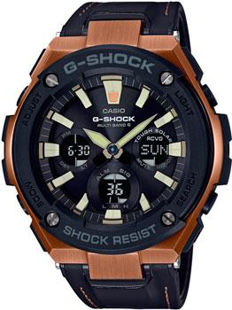цена Casio Часы Casio GST-W120L-1A. Коллекция G-Shock онлайн в 2017 году