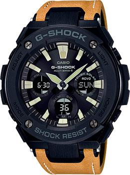 Casio Часы Casio GST-W120L-1B. Коллекция G-Shock цены