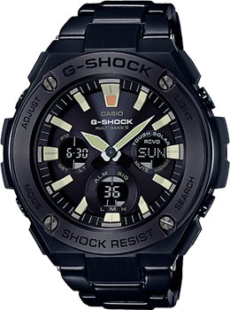 Casio Часы Casio GST-W130BD-1A. Коллекция G-Shock puppy care and training