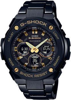 Casio Часы Casio GST-W300BD-1A. Коллекция G-Shock цена и фото