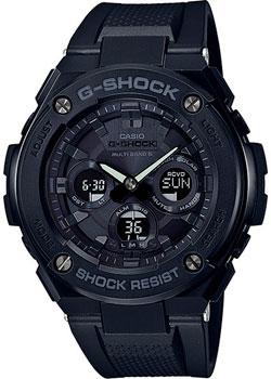 Casio Часы Casio GST-W300G-1A1. Коллекция G-Shock цена и фото