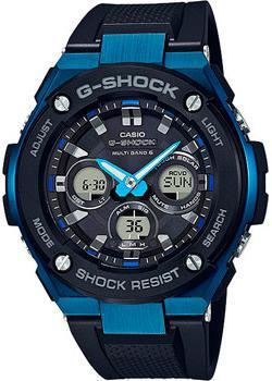 Casio Часы Casio GST-W300G-1A2. Коллекция G-Shock цена и фото