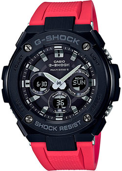 цена  Casio Часы Casio GST-W300G-1A4. Коллекция G-Shock  онлайн в 2017 году