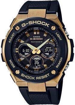 Casio Часы Casio GST-W300G-1A9. Коллекция G-Shock casio gst 210b 1a9