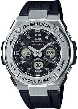 Casio Часы Casio GST-W310-1A. Коллекция G-Shock часы