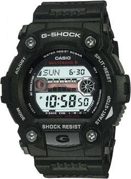 Casio Часы Casio GW-7900-1E. Коллекция G-Shock casio часы casio gw 9300cm 1e коллекция g shock