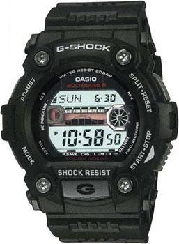 Casio Часы Casio GW-7900-1E. Коллекция G-Shock мужские часы casio gw 9400 1e