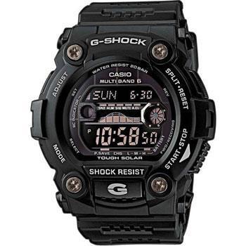 Casio Часы Casio GW-7900B-1E. Коллекция G-Shock электронные часы casio g shock premium 67365 gw 9400dcj 1e