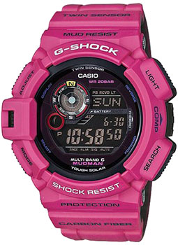 Casio Часы Casio GW-9300SR-4E. Коллекция G-Shock casio часы casio gw 9400 1e коллекция g shock