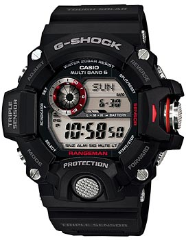 Casio Часы Casio GW-9400-1E. Коллекция G-Shock casio часы casio gw 9300cm 1e коллекция g shock