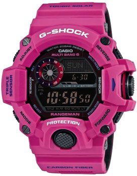 Casio Часы Casio GW-9400SRJ-4E. Коллекция G-Shock casio g shock s series gmd s6900f 4e