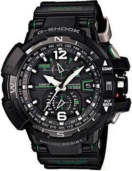 Casio Часы Casio GW-A1100-1A3. Коллекция G-Shock цена