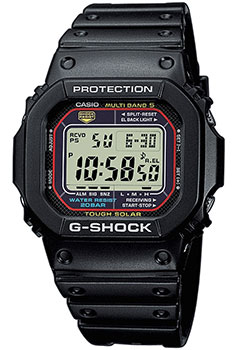 Casio Часы Casio GW-M5610-1E. Коллекция G-Shock casio prw 6000y 1e