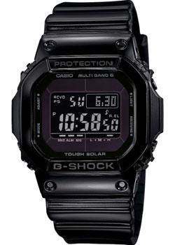 Casio Часы Casio GW-M5610BB-1E. Коллекция G-Shock мужские часы casio gw 9200 1e g shock
