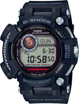 Часы Casio G-Shock GWF-D1000-1E