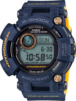 Часы Casio G-Shock GWF-D1000NV-2E