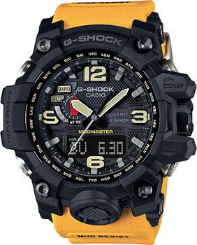 Casio Часы Casio GWG-1000-1A9. Коллекция G-Shock