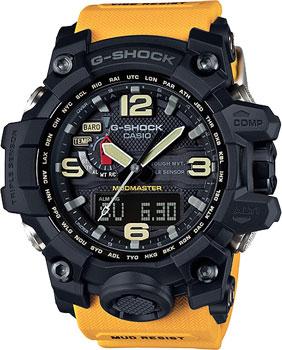 Casio Часы Casio GWG-1000-1A9. Коллекция G-Shock casio gwg 1000dc 1a5