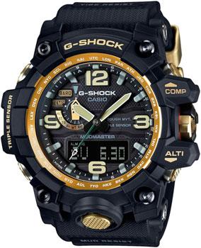 Casio Часы Casio GWG-1000GB-1A. Коллекция G-Shock casio gwg 1000gb 1a casio
